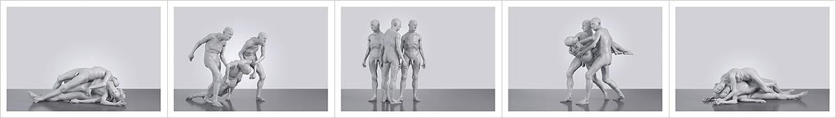 The Museum of Homosapiens. II 000 1200170 - 2016 - The Museum of HomoSapiens. II