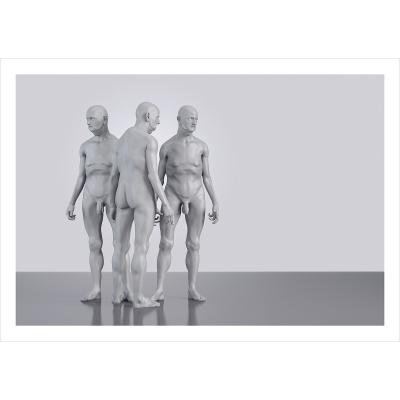 The Museum of Homosapiens. II 003 12001200 400x400 - Visuals. 2016