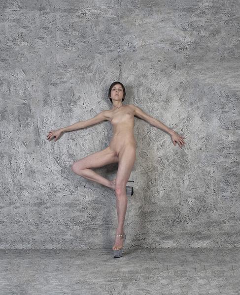 2008 la petite danseuse la troisieme seance 003a tty art - 2008 - La petite danseuse. La troisième séance