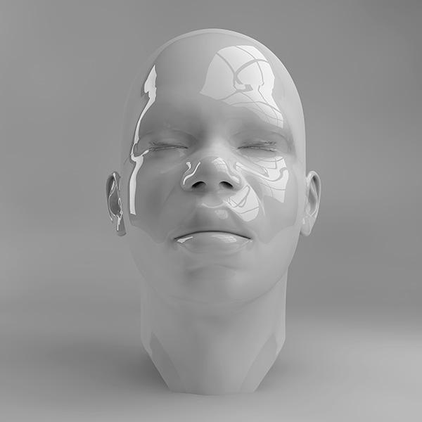 2011 eternal heads 002 tty art - 2011 - Eternal Heads