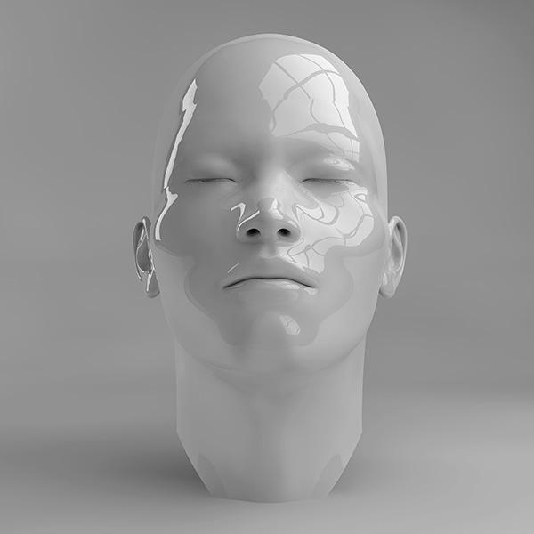 2011 eternal heads 003 tty art - 2011 - Eternal Heads