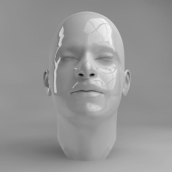 2011 eternal heads 004 tty art - 2011 - Eternal Heads