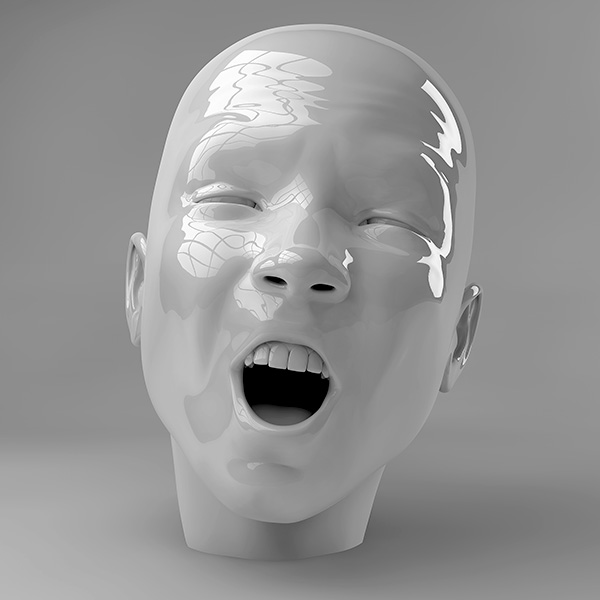 2011 eternal heads game of expressions 001 tty art - 2011 - Eternal Heads - Game of Expressions