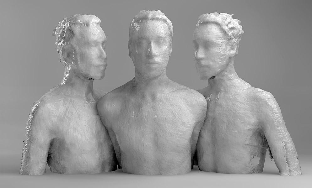 2013 3d portraits 004 tty art - 2013 - 3D Portraits