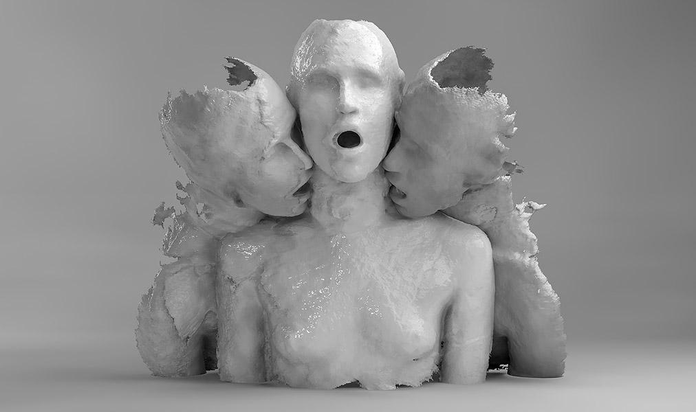 2013 le voile isis 1 002 tty art - 2013 - Le voile d'Isis