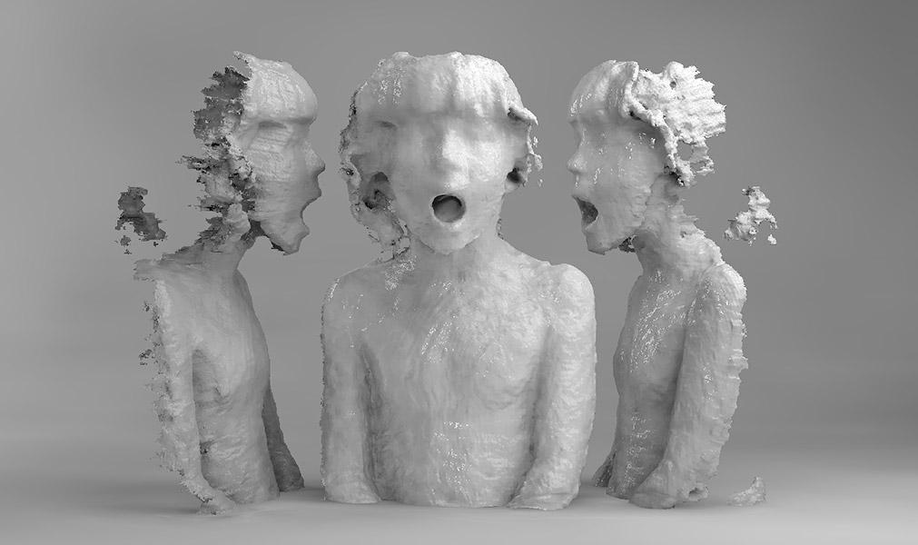 2013 le voile isis 1 003 tty art - 2013 - Le voile d'Isis