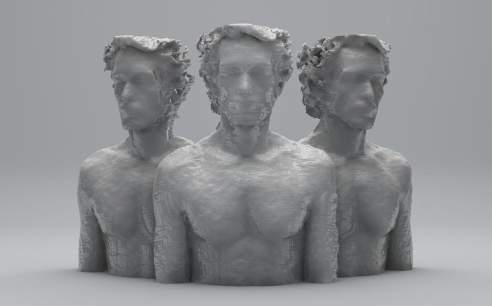 2014 3d portraits 2 005a tty art - 2014 - 3D Portraits - II