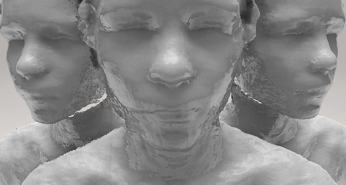 2014 3d portraits 3 001a tty art - 2014 - 3D Portraits - III