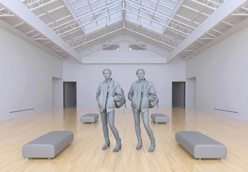 2017 le musée imaginaire modeles virtuels 003 tty art - 2017 - Le Musée Imaginaire. Modèles virtuels