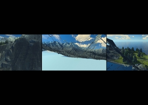 virtual landcapes triptych 2 featured tty art 300x214 - ArtWorks
