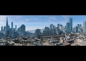 2018 Virtual Cities San Francisco Diptych N2 000 tty art 300x214 - 2018 - Virtual In-Game Cities. San Francisco. Diptych N°2