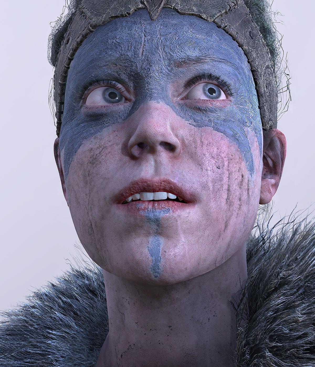 2018 Virtual In Game Face I 1200 - 2018 - Virtual In-Game Face. I