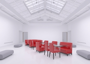 The Museum of HomoSapiens Empty meeting for Le Grand Soir 003 300x214 - Virtual Photography