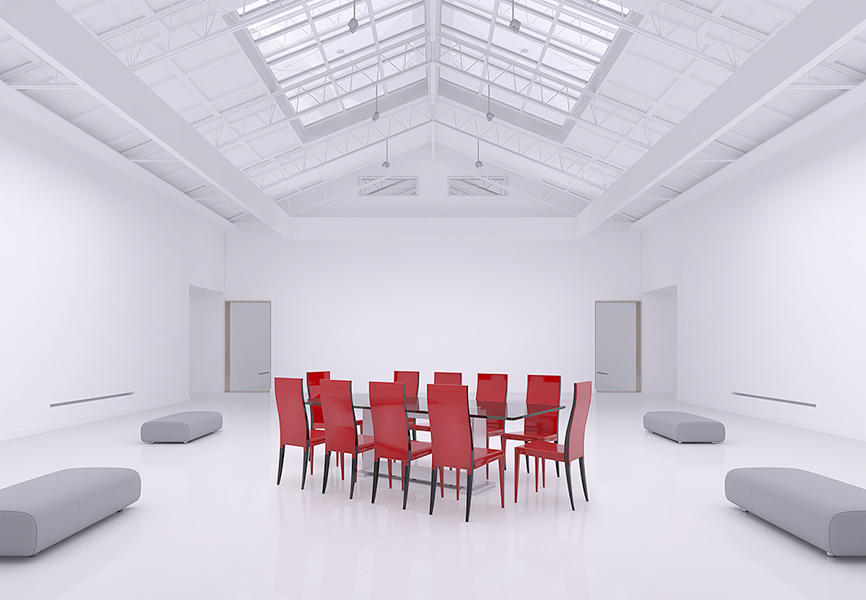"""The Museum of HomoSapiens Empty meeting for Le Grand Soir 005 - 2018 - The Museum of HomoSapiens. Empty meeting for """"Le Grand Soir"""". The French Touch"""
