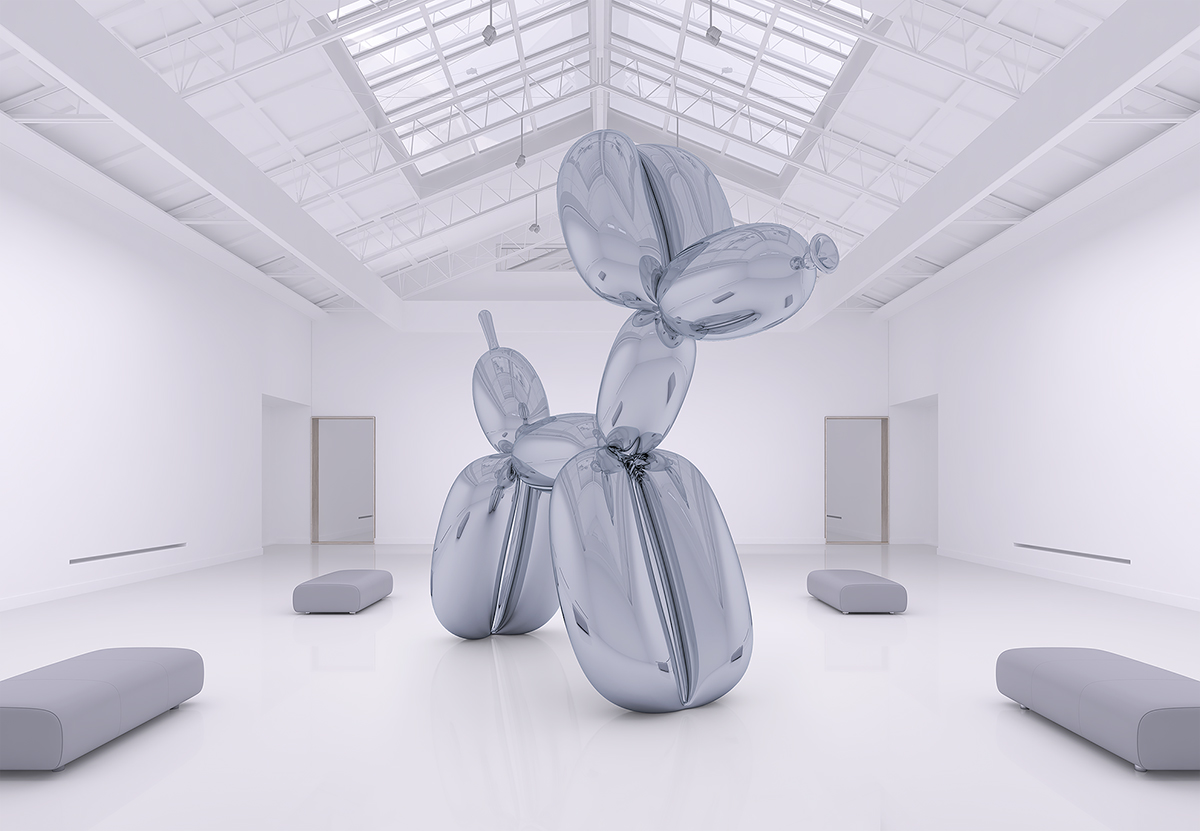 Three Months of Jeff Koons Life 002 1 - 2018 - Three Months of Jeff Koons' Life