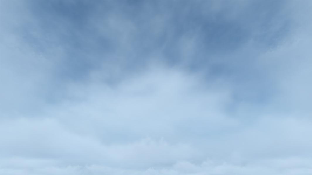 Virtual Clouds 002 - 2018 - Virtual Clouds. II. (Computer Art)