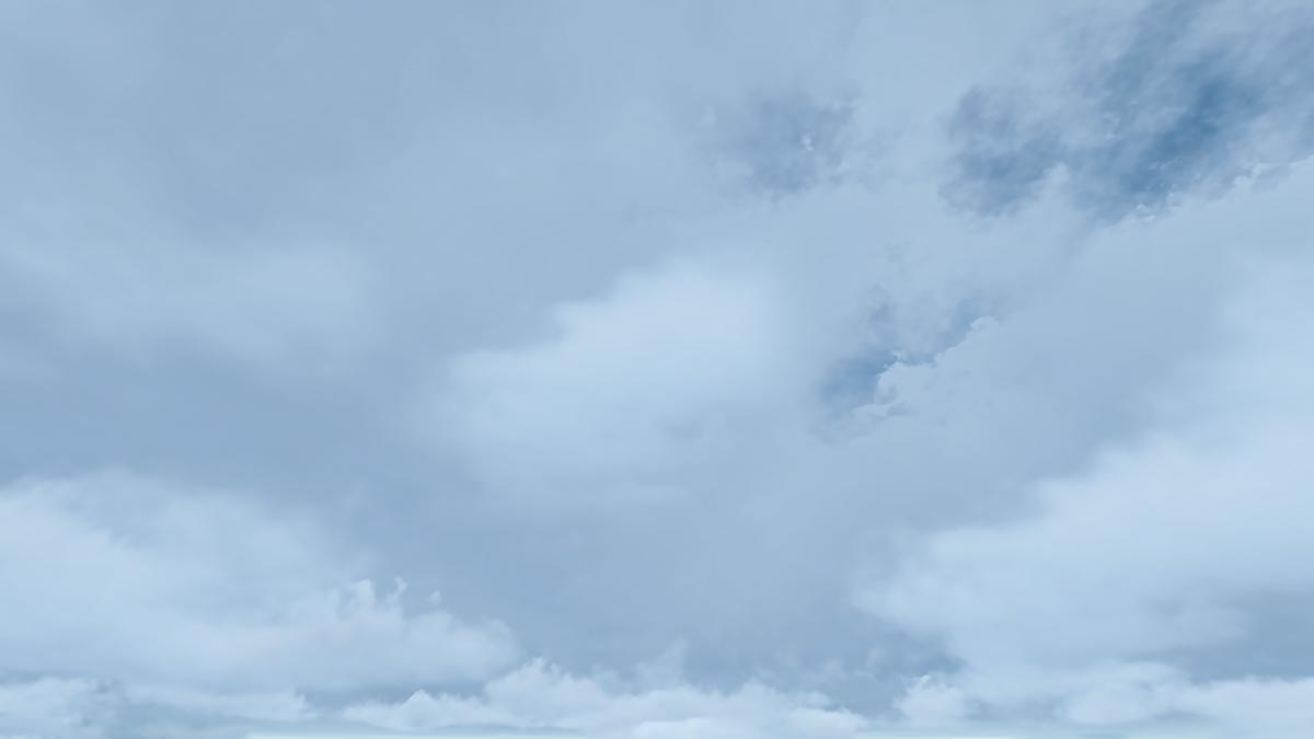 Virtual Clouds 003 1 - 2018 - Virtual Clouds. II. (Computer Art)