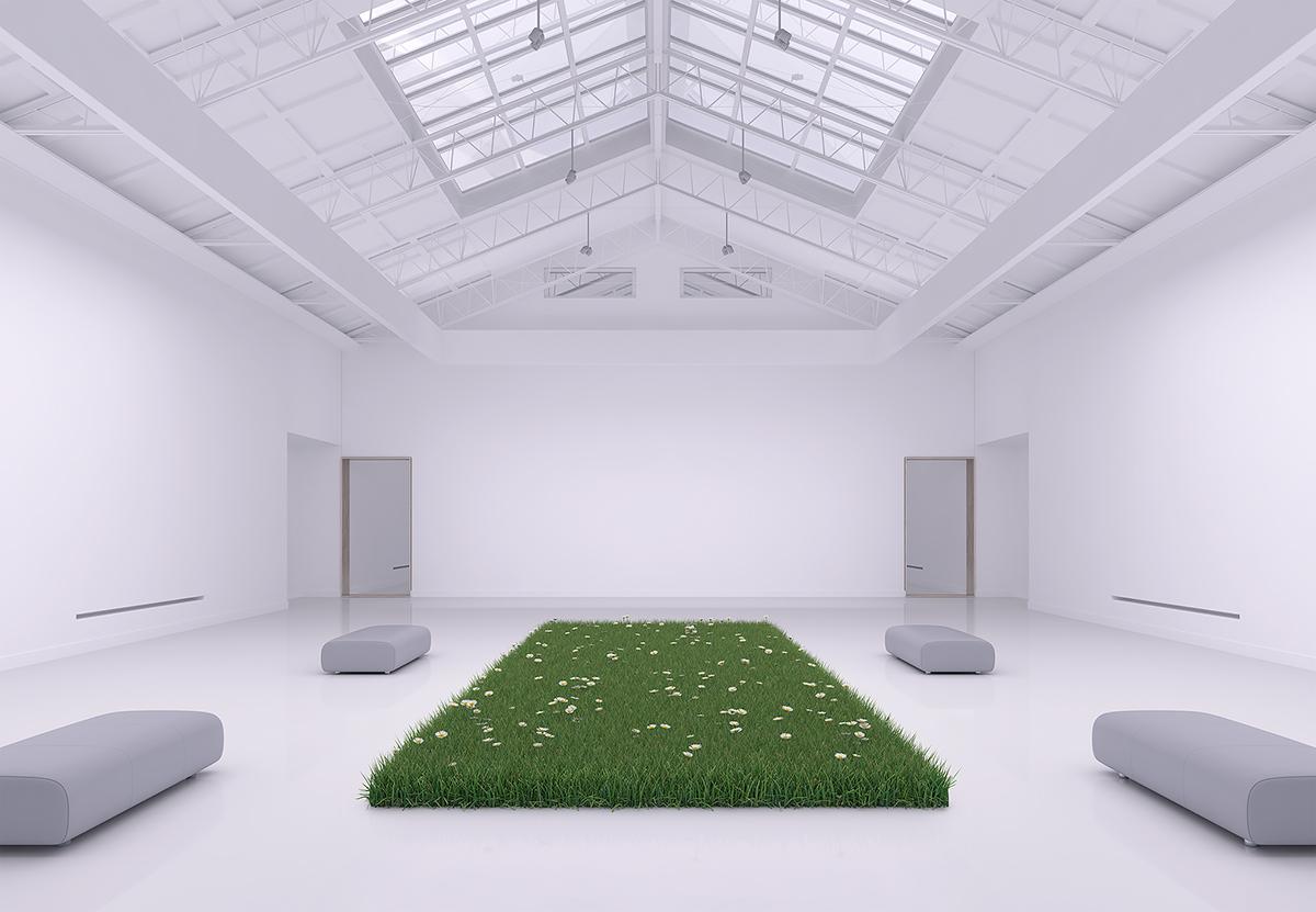 Virtual Flowers and Grass 001 1 - 2018 - Virtual Flowers and Grass