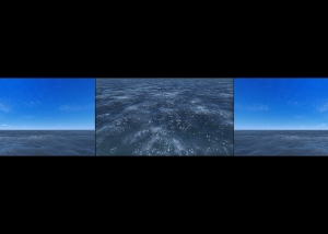 Virtual Sea VII Triptych II 000 300x214 - All ArtWorks