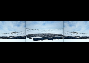Virtual Land Art V1 Triptych N°2 000 300x214 - Game-Technology Photography