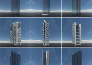This was HomoSapiens SkyScrapers 000 300x214 - 2019 - This was HomoSapiens. SkyScrapers