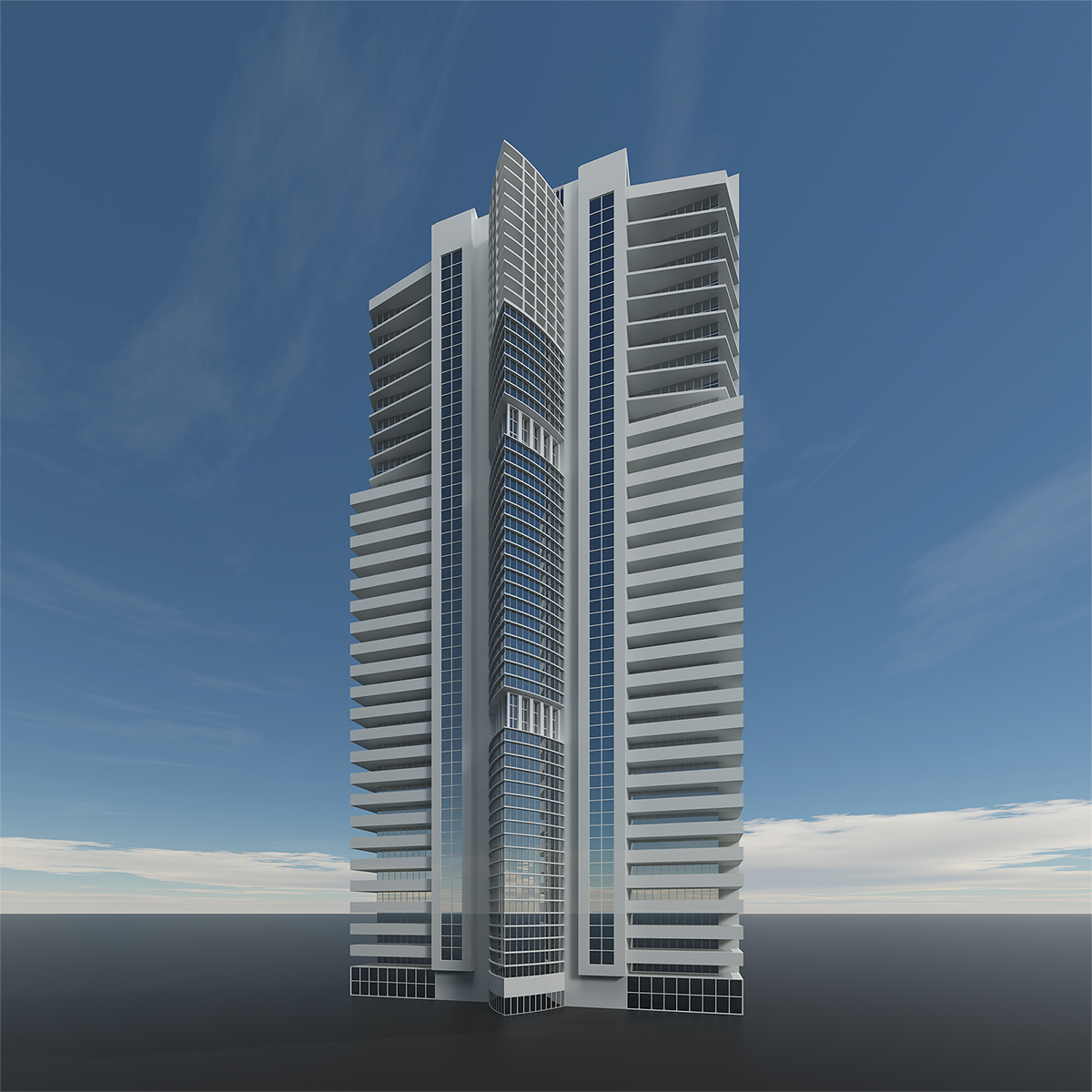 This was HomoSapiens SkyScrapers 004 1 - 2019 - This was HomoSapiens. SkyScrapers