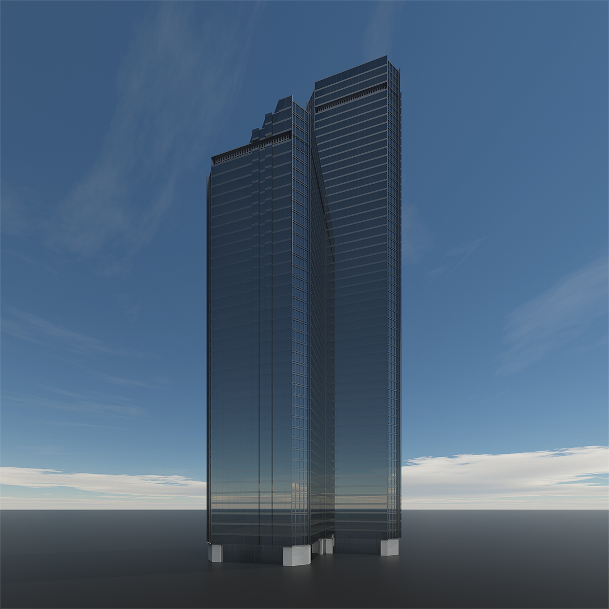 This was HomoSapiens SkyScrapers 009 1 - 2019 - This was HomoSapiens. SkyScrapers