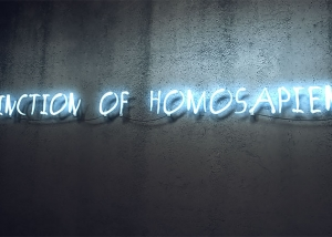 B 001 The Extinction of HomoSapiens 800 300x214 - Neon