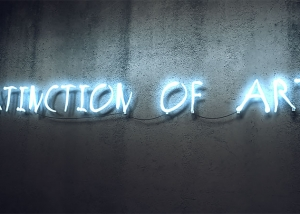 C 005 The Extinction of Art 800 300x214 - 2019 - The Extinction - Step 1
