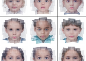 Generated Faces by Artificial Intelligence Kids 000 300x214 - Artificial Intelligence