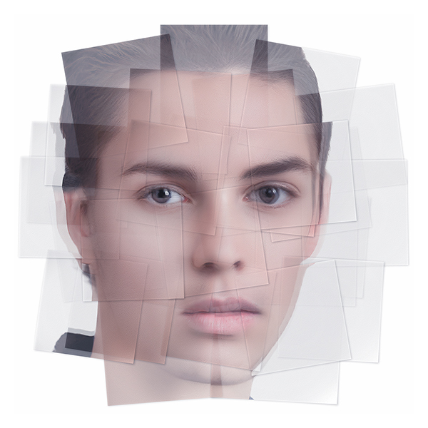 Generated Faces by Artificial Intelligence Teens 004 - 2019 - Generated Faces by Artificial Intelligence. Teens. V1