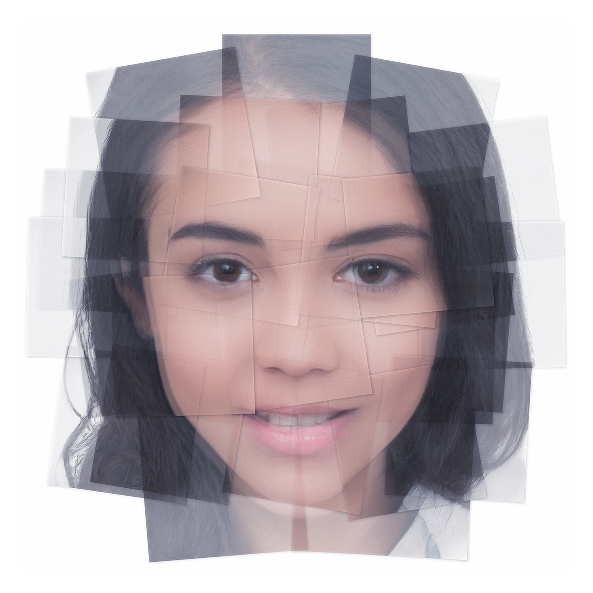 Generated Faces by Artificial Intelligence Teens 005 1 - 2019 - Generated Faces by Artificial Intelligence. Teens. V1
