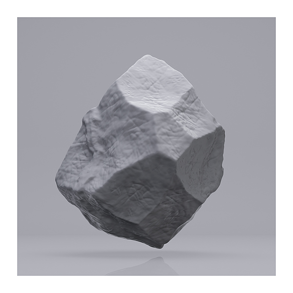 Still LifeN7 001 - 2019 - Still Life. N°7. (Rocks)