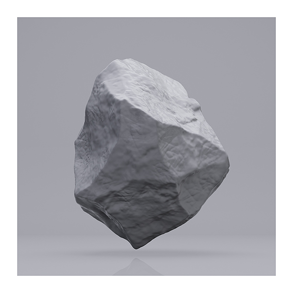 Still LifeN7 003 - 2019 - Still Life. N°7. (Rocks)