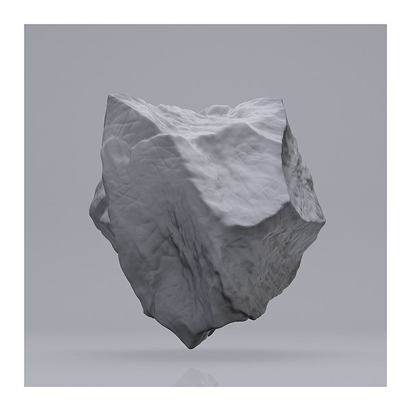 Still LifeN7 007 - 2019 - Still Life. N°7. (Rocks)