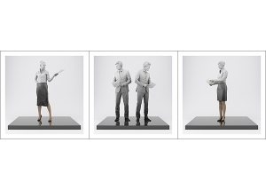 This was HomoSapiens VI Corporate People I 000 300x214 - 3D Modeling Photography
