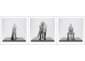 This was HomoSapiens VI Couple I 000 1 300x214 - 3D Modeling Photography