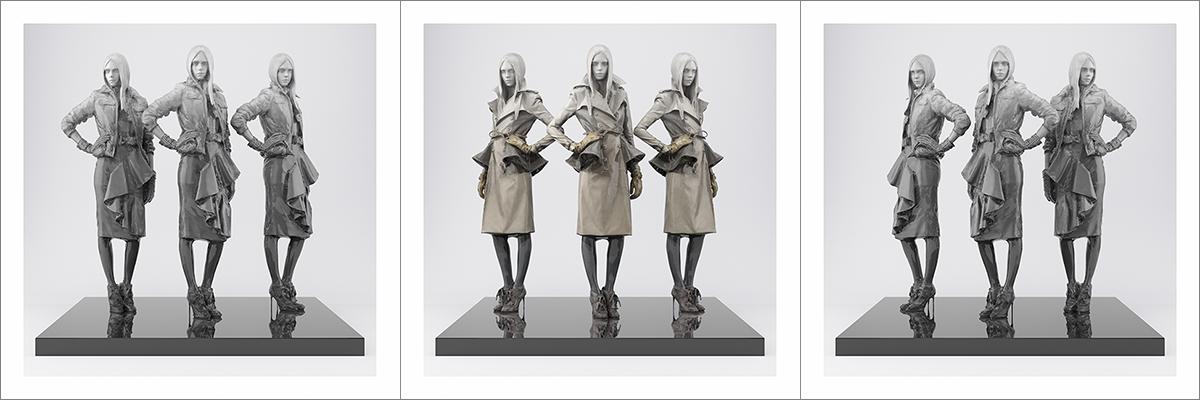 This was HomoSapiens VI FashionModel 000 1200 400 - 2019 - This was HomoSapiens. VI. (Fashion Model)