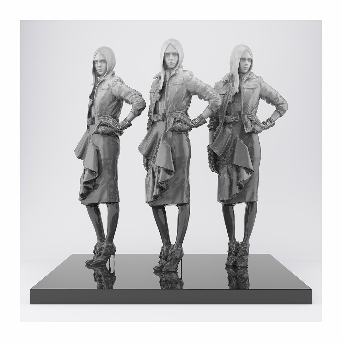 This was HomoSapiens VI FashionModel 003 1 - 2019 - This was HomoSapiens. VI. (Fashion Model)