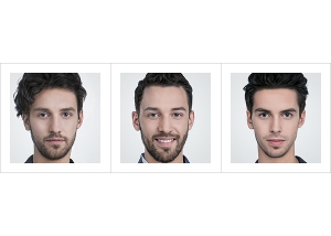 Generated Faces by AI Young Men V1 000 300x214 - 2020 - Generated Faces by Artificial Intelligence. Young Men. V1