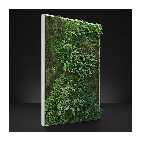 Virtual Vertical Garden N1 001 - 2020 - Virtual Vertical Garden N°1