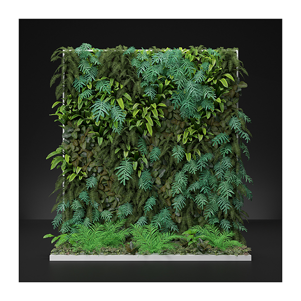 Virtual Vertical Garden N2 002 - 2020 - Virtual Vertical Garden N°2