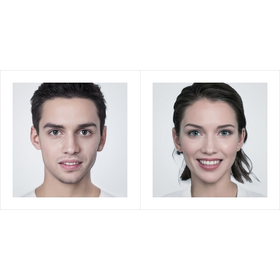 001 Generated Faces by AI Adam and Eve 000 1200 1200 400x400 - Visuals. 2020