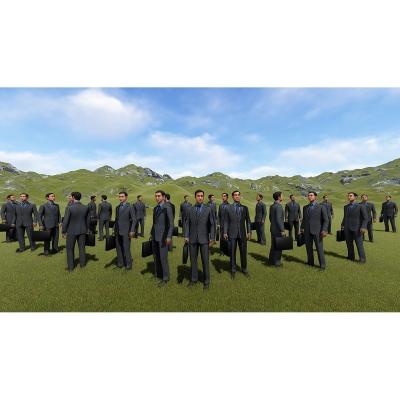 003 Men and Women of the XXI Century 004 400x400 - Visuals. 2018