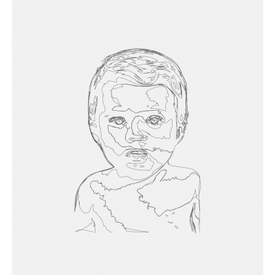 008 The baby Lea DrawBot 005 400x400 - Visuals. 2019