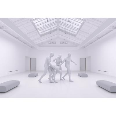 011 The Museum of HomoSapiens IV V2 001 400x400 - Visuals. 2018