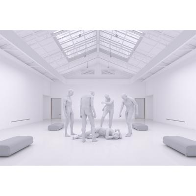 011 The Museum of HomoSapiens IV V2 002 400x400 - Visuals. 2018