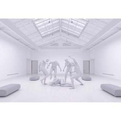 011 The Museum of HomoSapiens IV V2 003 400x400 - Visuals. 2018