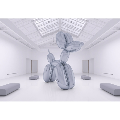 012 Three Months of Jeff Koons Life 002 400x400 - Visuals. 2018