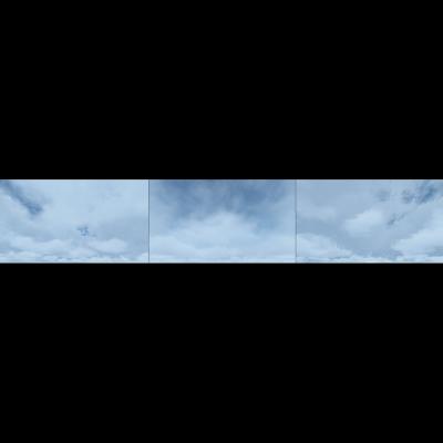 015 Virtual Clouds II 000 400x400 - Visuals. 2018